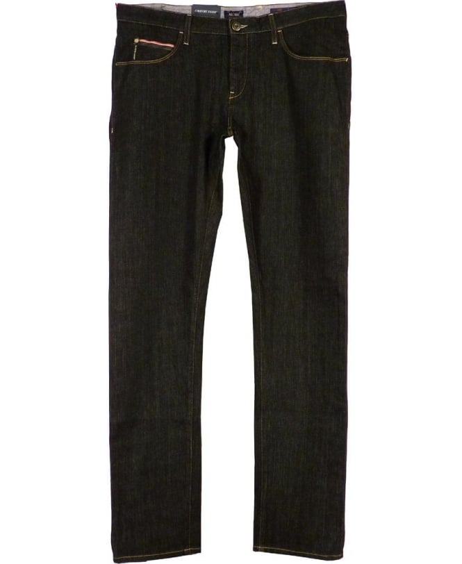5ac154762a957 Armani Jeans Blue Extra Slim Fit J10 Jeans - Jeans from Jonathan ...