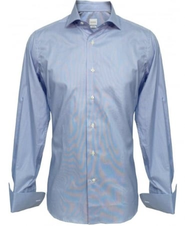 Bonser Blue Fine Stripe R1D1 Z015 Shirt