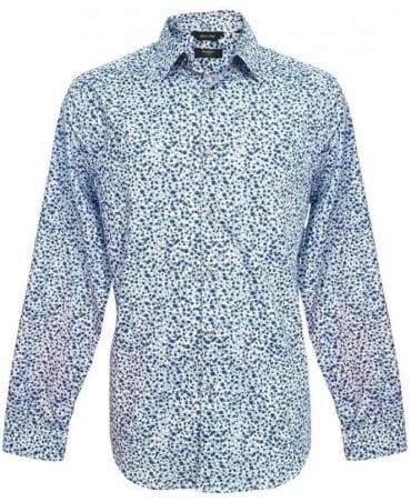 Paul Smith - London Blue Gents Formal The Byard Shirt PKXL/916M/F72