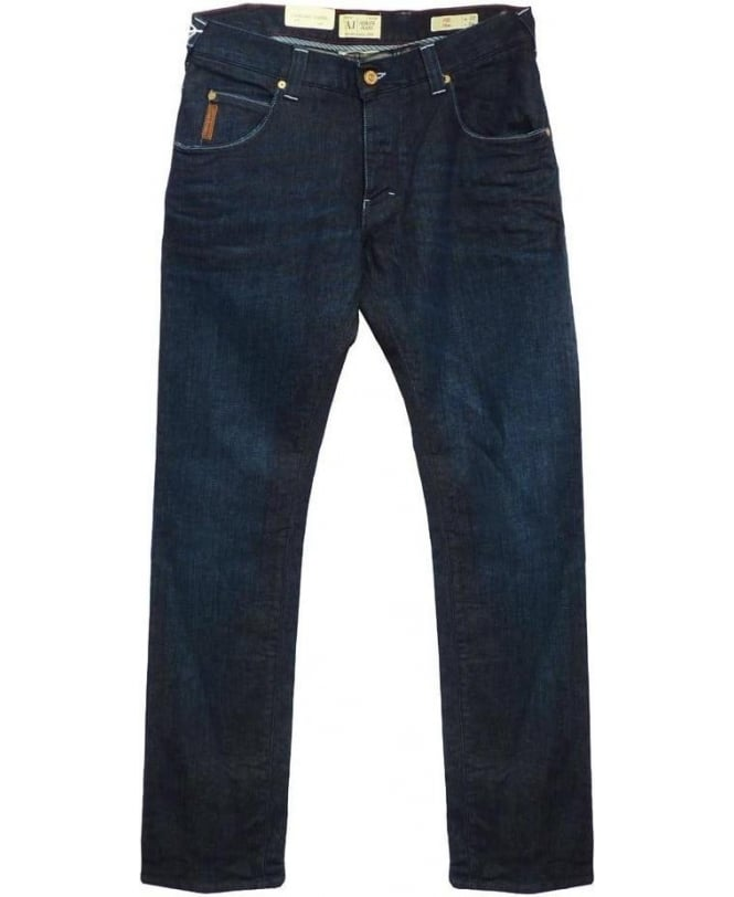 Armani Jeans Blue J08 Slim Fit Jeans