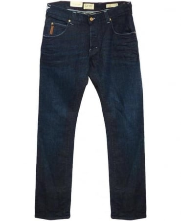Armani Blue J08 Slim Fit Jeans