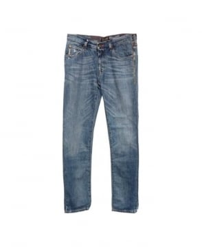Armani Jeans Blue J10 Extra Slim Jeans