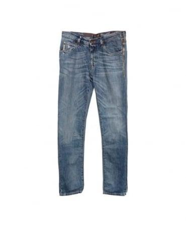 Armani Blue J10 Extra Slim Jeans
