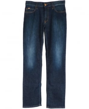 Armani Blue J15 Slim Fit Jeans