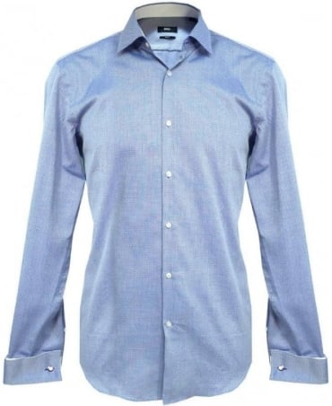 Hugo Boss Blue Jac Slim Fit Shirt 50260148