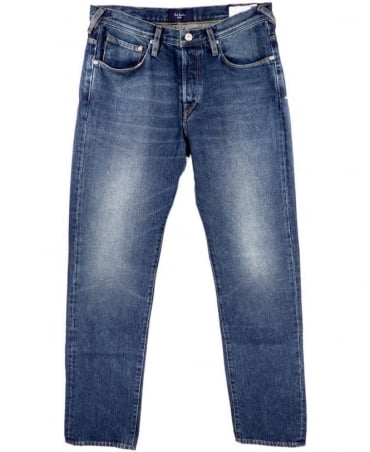Paul Smith - Jeans Blue JNPJ/400M/A03 Standard Fit Five Pocket Jean