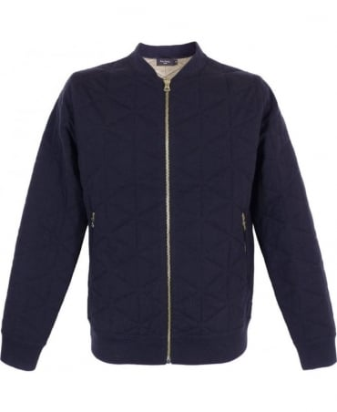 Paul Smith - Jeans Blue Knitted Track Top