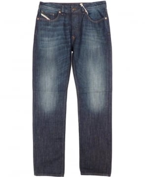 Diesel Blue Larkee 823 Regular Fit Jeans
