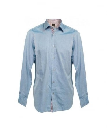Hugo Boss Blue Lucas_11 50253420 Shirt