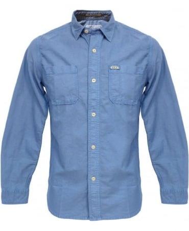 Replay Blue M4859 Shirt