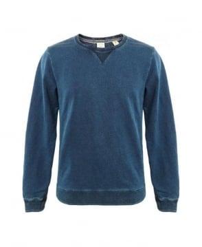 Scotch & Soda Blue Magic Sweatshirt