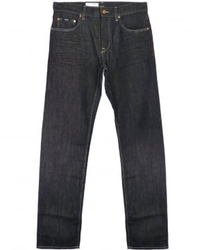 Hugo Boss Blue Maine Regular Fit Jeans