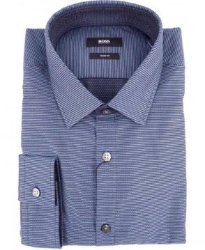 Hugo Boss Blue Nemos_6 Slim Fit Shirt