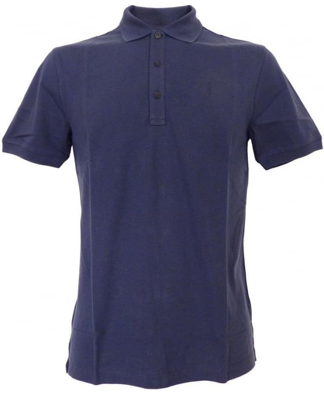 Hugo Blue Nono Polo Shirt