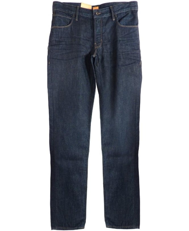 Hugo Boss Blue Orange 63 Slim Fit Jeans
