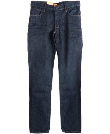 Hugo Boss Blue Orange 63 Slim Fit Jeans