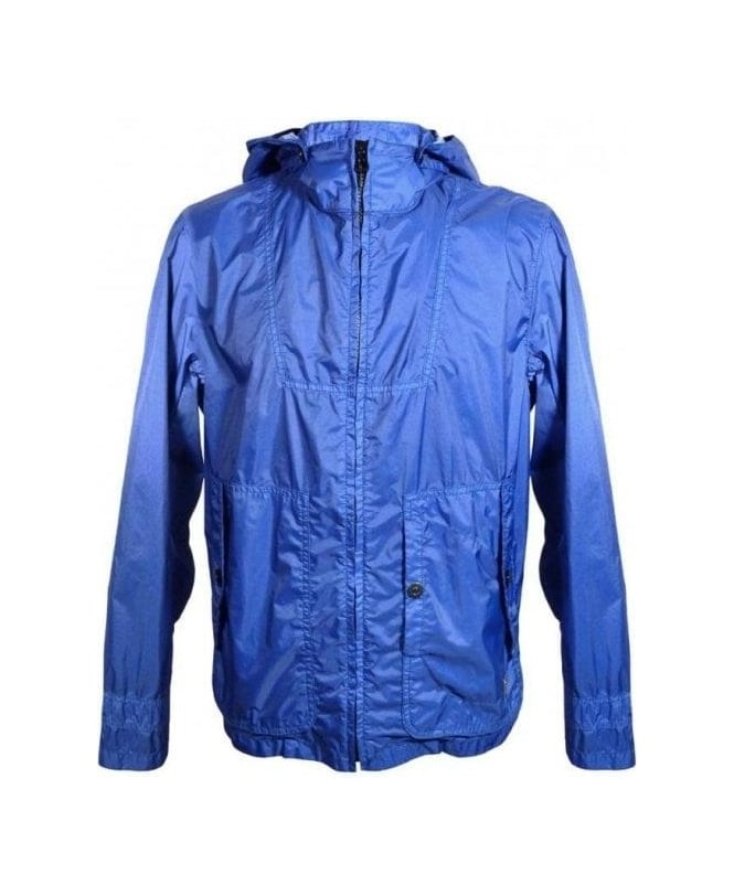 Hugo Boss Blue Ovide-D Full Zip Blouson