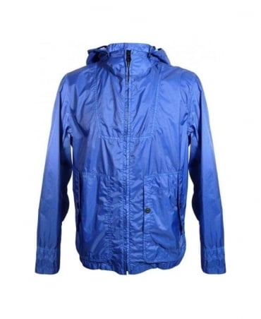 Blue Ovide-D Full Zip Blouson