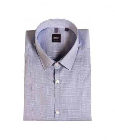 Hugo Boss Blue Pancho Shirt