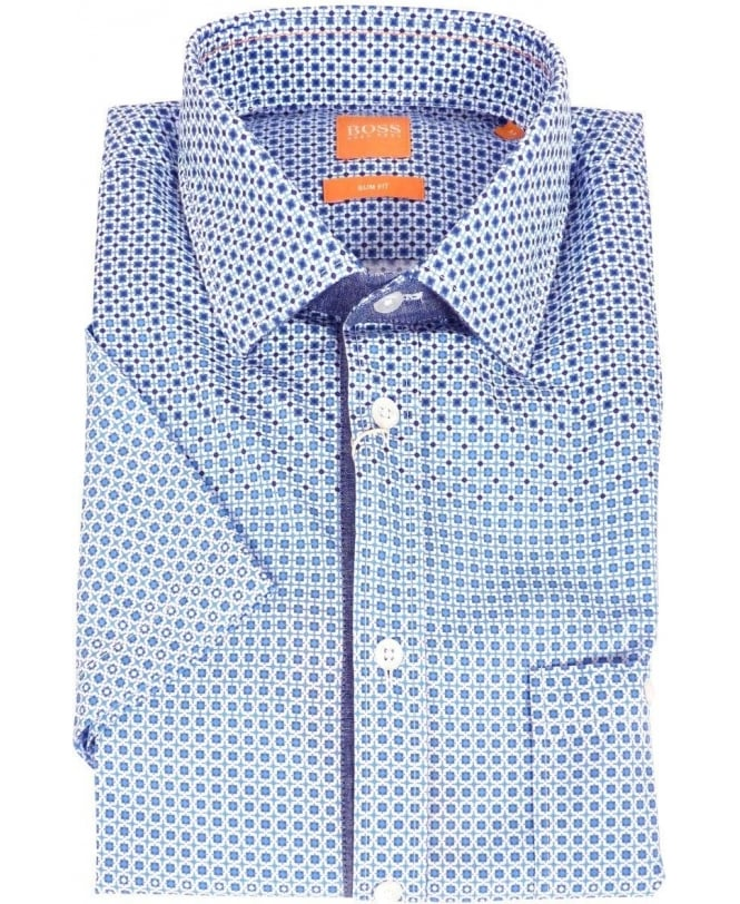 boss short sleeve shirt