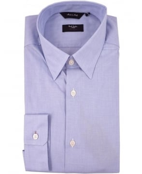 Paul Smith - London Blue PMXL/659/AK22 Tailored Fit Shirt