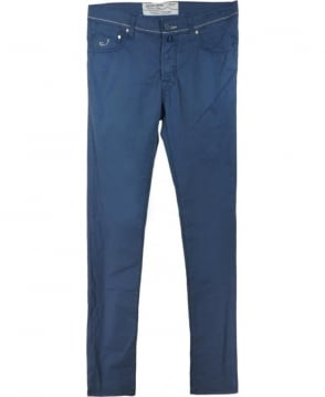 Jacob Cohen Blue PW622 Classic Chino