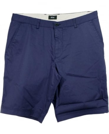 Hugo Boss Blue Regular Fit Clyde1-W Shorts