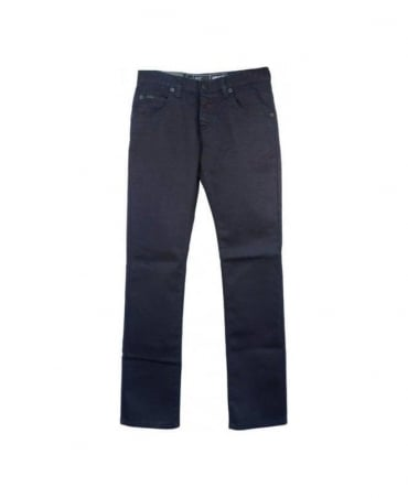 Armani Blue Regular Fit J08 Jeans