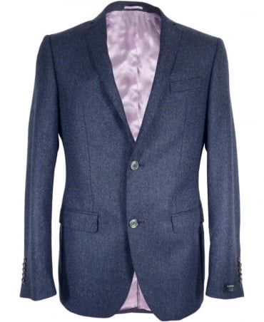 Gerard Connolly Blue Single Vent Paul Jacket