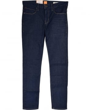 Hugo Boss Blue Slim Fit 'Goodness' Jean