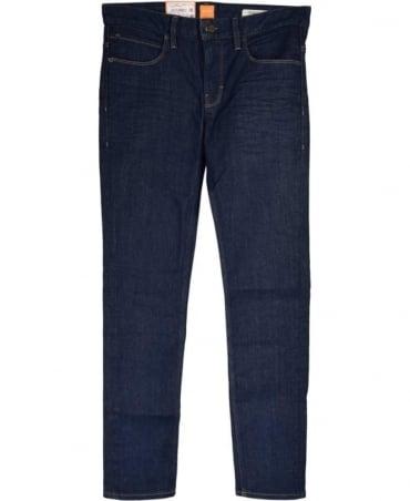 Hugo Boss Blue Slim Fit 'Goodness' Jean
