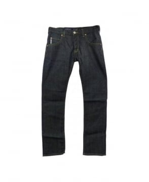 Armani Jeans Blue Slim Fit J08 Jeans