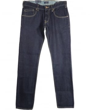 Armani Blue Slim Fit J23 Jeans Z6J23