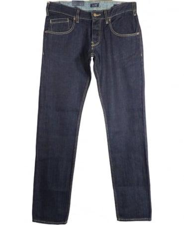 Armani Blue Slim Fit J23 Jeans Z6J23