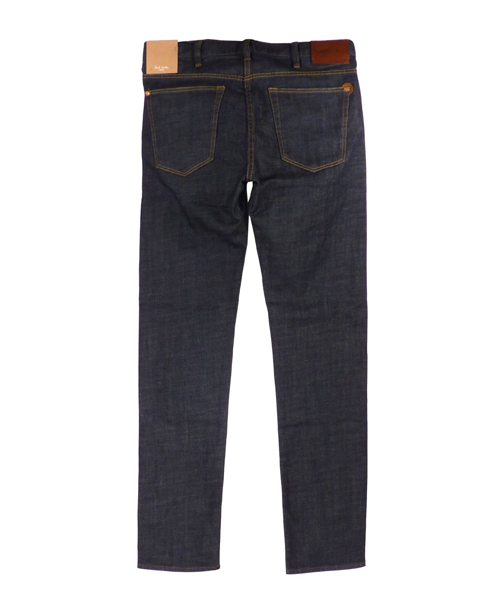 paul smith blue tapered fit jeans jlcj 301m 407 paul smith from jonathan trumbull uk. Black Bedroom Furniture Sets. Home Design Ideas