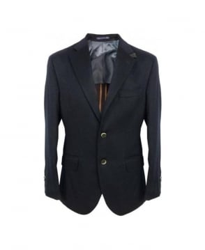 Hackett Blue Team Polo Blazer HM441045R 595