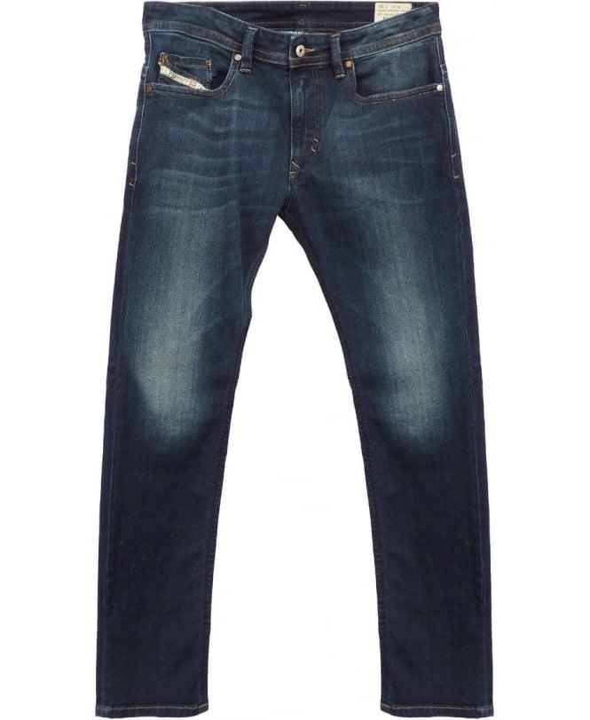 Diesel Blue Thavar 814W Jeans