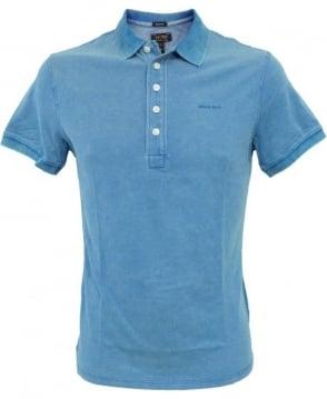 Armani Jeans Blue V6M95UR Polo