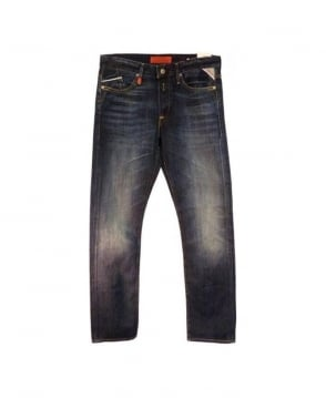 Replay Blue Waitom M983 Jeans
