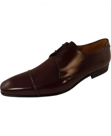 Paul Smith - Shoes Bordeaux High Shine 'Robin Cordovan' SRXD M050 HSH Shoe