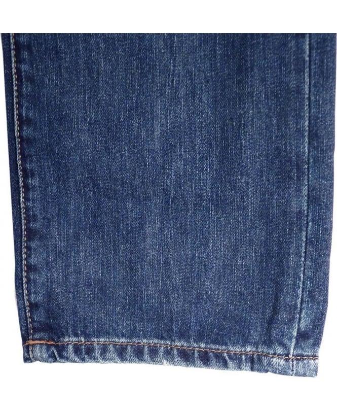 470db7cb09cbc4 Boss Orange 'Orange 24 Barcelona' Regular Fit Jeans - Jeans from ...