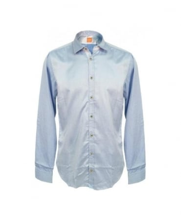 Hugo Boss Bright Blue Eroee 50253686 Shirt