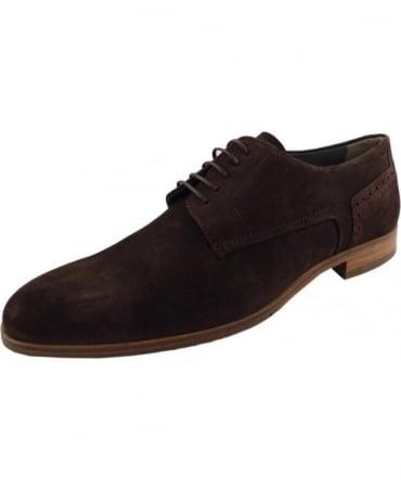 Hugo Brown 501310008 C-Moder Suede Shoe