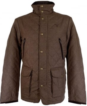 Gant Brown 74477 The Tweed Hunter Jacket
