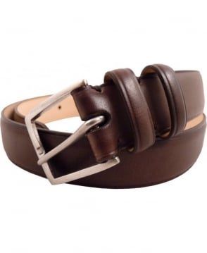 Paul Smith  Brown ALXA/4435/B358A 3cm Belt