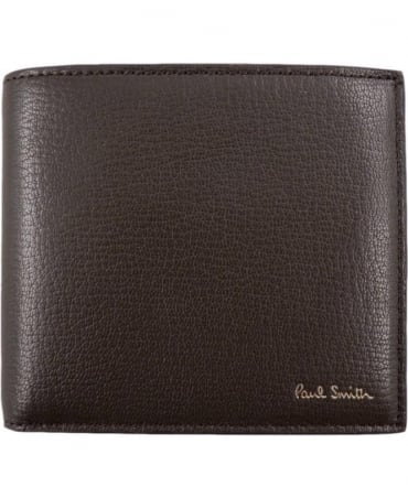 Paul Smith - Accessories Brown ANXA-1032-W714 Coin Pocket Wallet