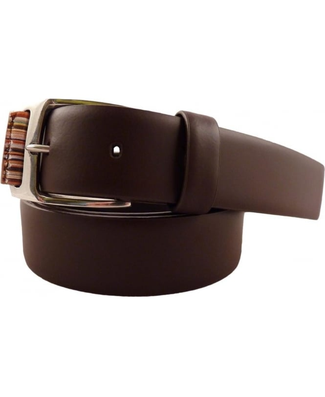 Paul Smith - Accessories Brown APXA-4637-B615 Multi Roller 30mm Belt