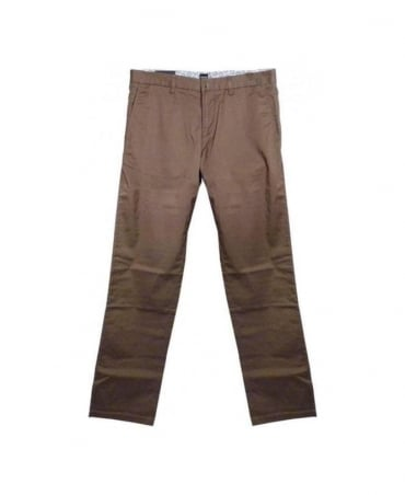 Brown Crigan Regular Fit Trouser