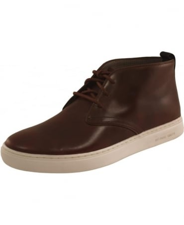 PS by Paul Smith Brown Fong Chukka Boots