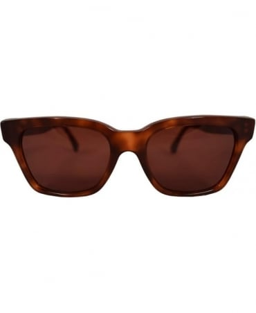 Brown Havana Classic Sunglasses